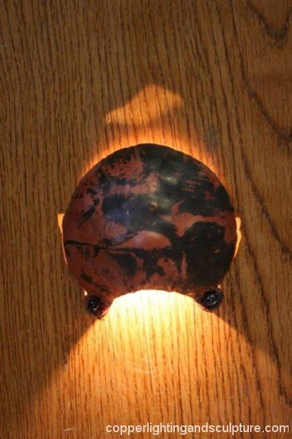 artscapelighting-copper-art-Dome sconce