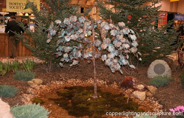 artscapelighting-copper-art-grape vine