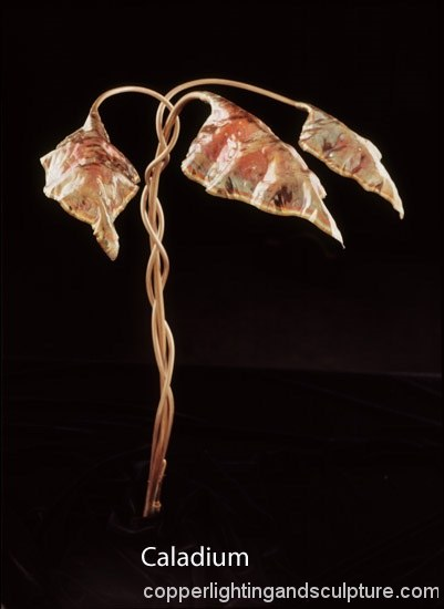artscapelighting-copper-art-Caladium