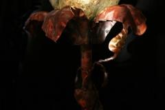 ARTSCAPE LIGHTING STUDIOS Lighted Copper Sculptured Art - Orb Elegance