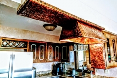artscapelighting-copper-art-Custom Range Hood