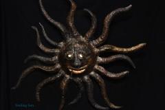 artscapelighting-copper-art-Smiling Sun