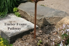 artscapelighting-copper-art-Timber Frame Pathway