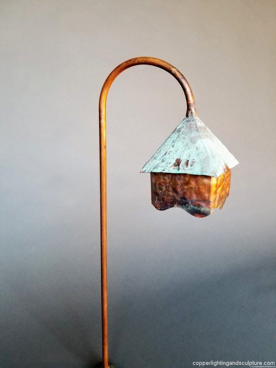 Copper Lighting  Gothic