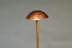 Copper Lighting Mushroom 6 inches